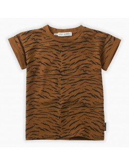 SPROET & SPROUT - T shirt Print Tiger