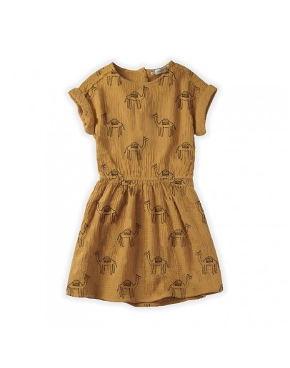 SPROET & SPROUT - Dress Camel print