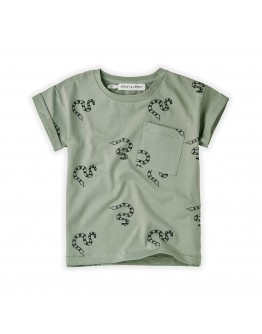 SPROET & SPROUT - T shirt Print Snake