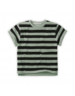 SPROET & SPROUT - T shirt Painted Stripe