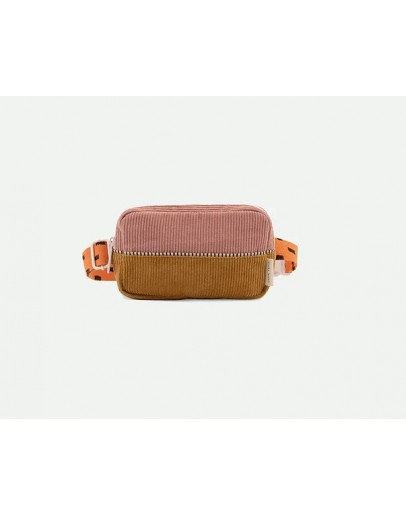 STICKY LEMON - Fanny pack corduroy | dijon