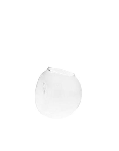 STOREFACTORY - Wandvaasje RAMSASA helder glas Medium