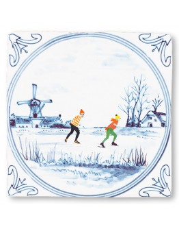 STORYTILES - 'Hollandse winter' Small