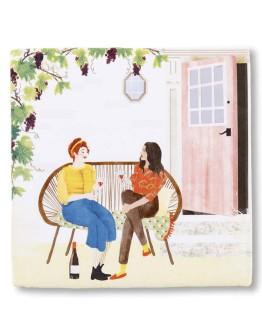 STORYTILES - 'Wine o clock' Small