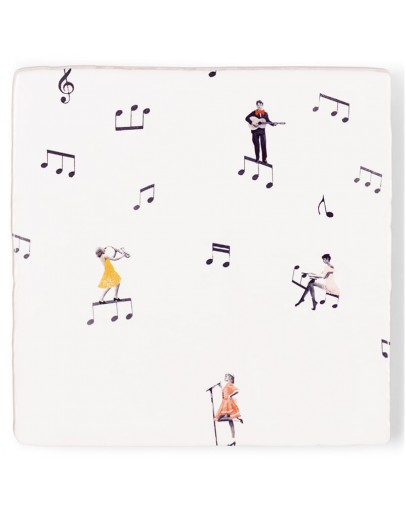 STORYTILES - 'There's music in the air' Small