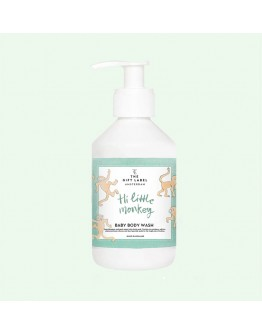 THE GIFT LABEL - Baby body wash - HI LITTLE MONKEY