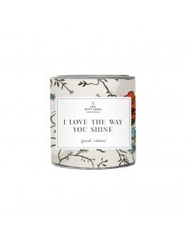 THE GIFT LABEL - Candle small - YOU ARE SPECIAL TO ME - fresh cotton