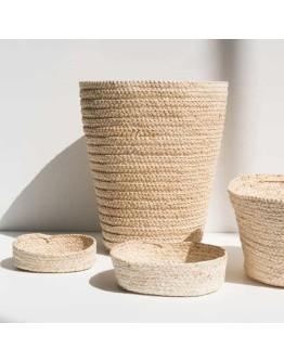 URBAN NATURE CULTURE - Set of 2 Corn Baskets